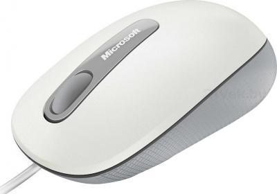 Мышь Microsoft Comfort Mouse 3000 (White) - общий вид