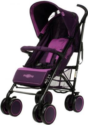 Детская прогулочная коляска 4Baby Damrey (фиолетовый) - общий вид