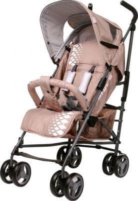 Детская прогулочная коляска 4Baby Shape (бежевый) - общий вид
