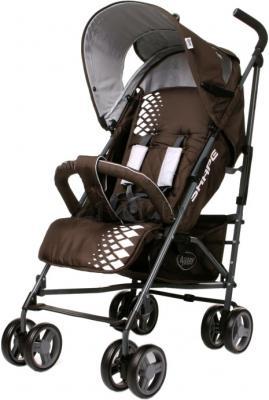 Детская прогулочная коляска 4Baby Shape (коричневый) - общий вид