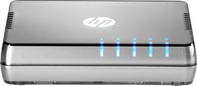 Коммутатор HP 1405-5G v2 (J9792A) - общий вид
