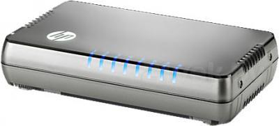 Коммутатор HP 1405-8G v2 (J9794A) - общий вид