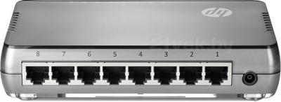 Коммутатор HP 1405-8G v2 (J9794A) - вид сзади