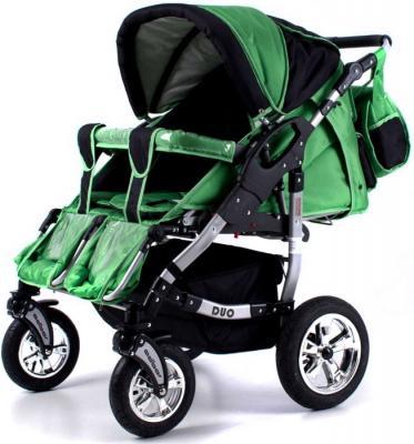 Детская универсальная коляска Adbor Duo (110А) - прогулочная (цвет 99a)