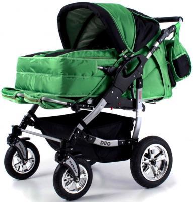 Детская универсальная коляска Adbor Duo (110А) - люлька (цвет 99a)