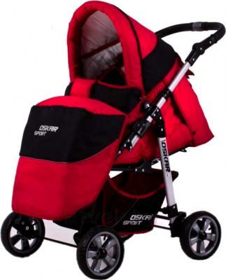 Детская прогулочная коляска Adbor Oskar Sport (28) - общий вид