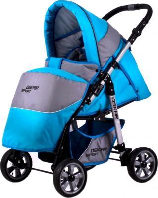 Детская прогулочная коляска Adbor Oskar Sport (69) - общий вид