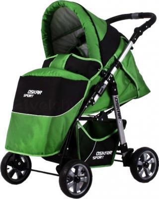 Детская прогулочная коляска Adbor Oskar Sport (99А) - общий вид