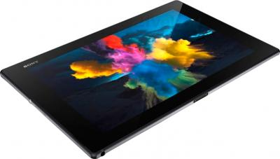 Планшет Sony Xperia Z2 Tablet 32GB WiFi Black (SGP512RU/B) - общий вид