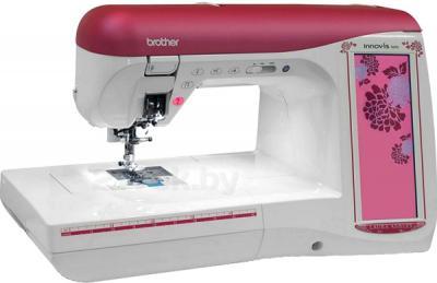 Швейно-вышивальная машина Brother Innov-is 5000 Laura Ashley - общий вид