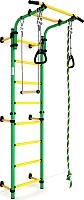 Детский спортивный комплекс Romana Комета Next 1 ДСКМ-2C-8.06.Г1.490.01-24 (зеленый/желтый) -