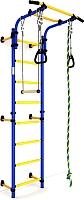Детский спортивный комплекс Romana Комета Next 1 ДСКМ-2C-8.06.Г1.490.01-24 (синий/желтый) -