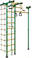 Детский спортивный комплекс Romana Меркурий 1 ДСКМ-3-8.06.Т.490.01-08 (зеленый/желтый) -