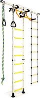 Детский спортивный комплекс Romana 3 ДСКМ-2-8.06.Г5.410.01-12 (белый антик/золото) -