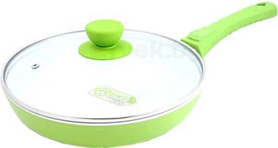Сковорода SSenzo PTZRF024DG (Green) - общий вид