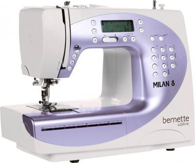 Швейная машина Bernina Bernette Milan 8 - общий вид