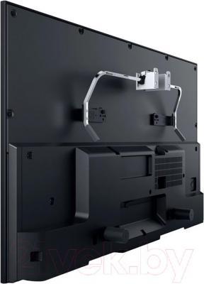 Телевизор Sony KDL-42W705B - подставка служит кронштейном