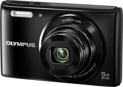 Компактный фотоаппарат Olympus VG-180 (Black) - общий вид