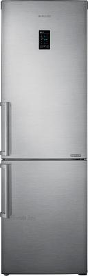 Холодильник с морозильником Samsung RB30FEJNCSS/RS - вид спереди