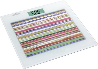 Напольные весы электронные Camry EB9342-S197 (с фоторамкой) - общий вид