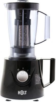 Кухонный комбайн Holt HT-FP-002 (+ кисточка KB-001) - блендер