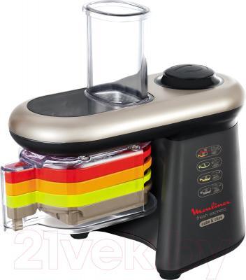 Овощерезка электрическая Moulinex DJ900830 - общий вид