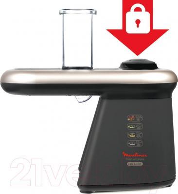 Овощерезка электрическая Moulinex DJ900830 - кнопка