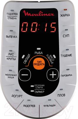 Мультиварка-скороварка Moulinex CE500E32 - управление