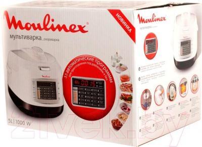 Мультиварка-скороварка Moulinex CE503132