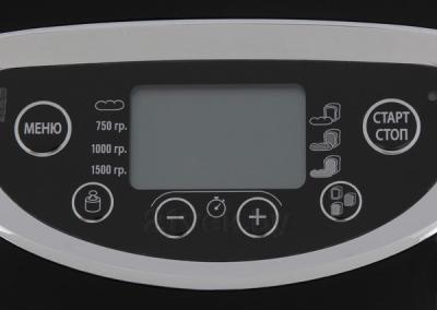 Хлебопечка Moulinex OW613E32 - панель управления