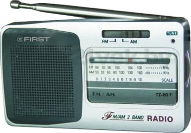 Радиоприемник First TZ-RO 7 - общий вид