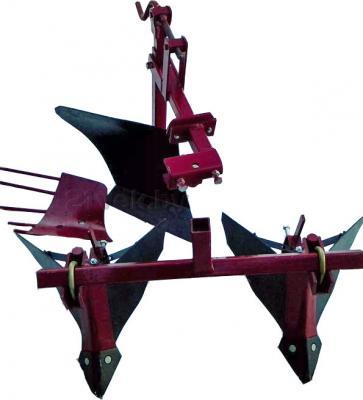 Навесное оборудование ЛидСельМаш ПВ-1 + ОК-2 - общий вид