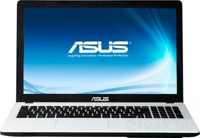 Ноутбук Asus X551CA-SX016D - фронтальный вид
