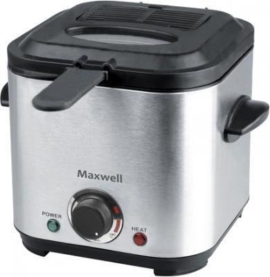 Фритюрница Maxwell MW-1860 - общий вид