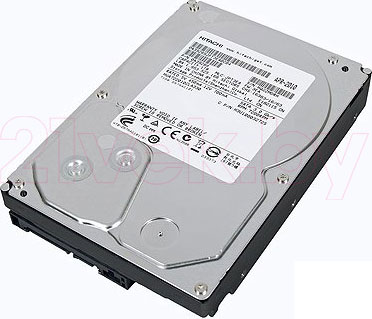 Жесткий диск Hitachi Ultrastar A7K2000 1 Тб (HUA722010CLA330) - общий вид