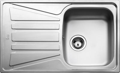 Мойка кухонная Teka Basico 79 1C 1E (матовый) - общий вид