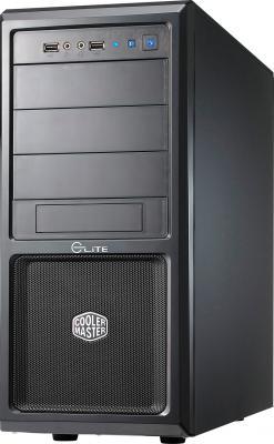 Системный блок HAFF Maxima SC50-i3344D10P65Ti - общий вид