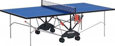 Теннисный стол KETTLER Spin Indoor 3 / 7136-650 - общий вид