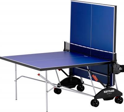 Теннисный стол KETTLER Spin Indoor 3 / 7136-650 - общий в вид