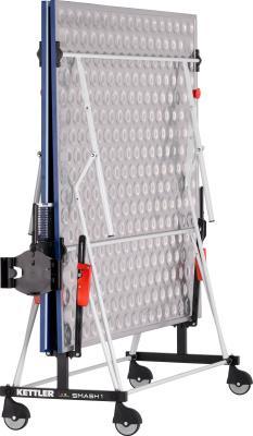 Теннисный стол KETTLER Smash Outdoor 1 / 7175-650 - в сложенном виде