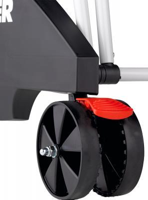 Теннисный стол KETTLER Smash Outdoor 3 / 7176-650 - колесо