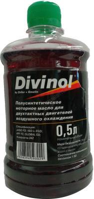 Масло Divinol 0.5l - общий вид