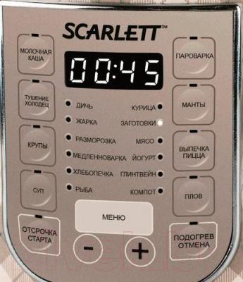 Мультиварка Scarlett SC-MC410S02