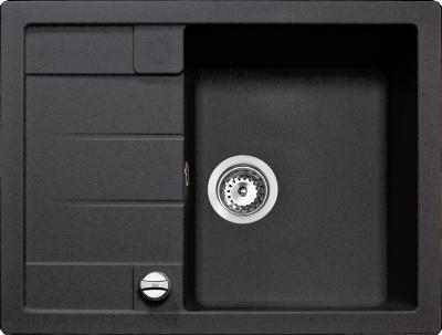 Мойка кухонная Teka Astral 45 B-TG (антрацит) - реальный цвет модели может отличаться от цвета, представленного на фото