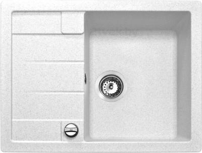 Мойка кухонная Teka Astral 45 B-TG / 88909 (белый) - реальный цвет модели может отличаться от цвета, представленного на фото