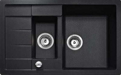 Мойка кухонная Teka Astral 60B-TG (оникс) - реальный цвет модели может отличаться от цвета, представленного на фото