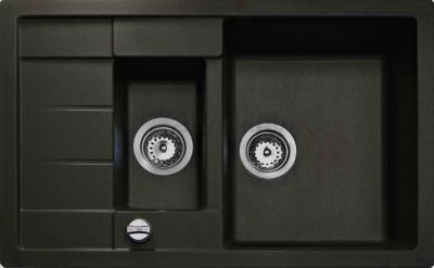 Мойка кухонная Teka Astral 60B-TG (шоколад) - реальный цвет модели может отличаться от цвета, представленного на фото