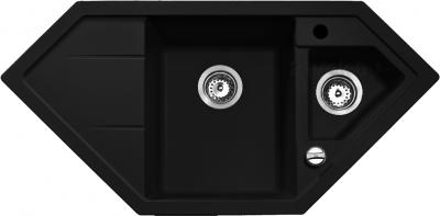 Мойка кухонная Teka Astral 70 E-TG (антрацит) - реальный цвет модели может отличаться от цвета, представленного на фото