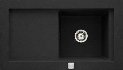 Мойка кухонная Teka Aura 45 B-TG (антрацит) - реальный цвет модели может отличаться от цвета, представленного на фото
