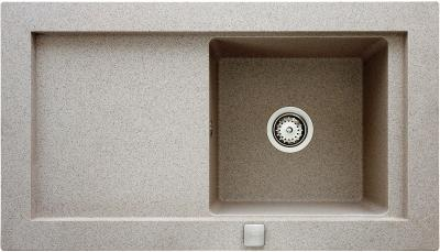 Мойка кухонная Teka Aura 45 B-TG (песочный) - реальный цвет модели может отличаться от цвета, представленного на фото